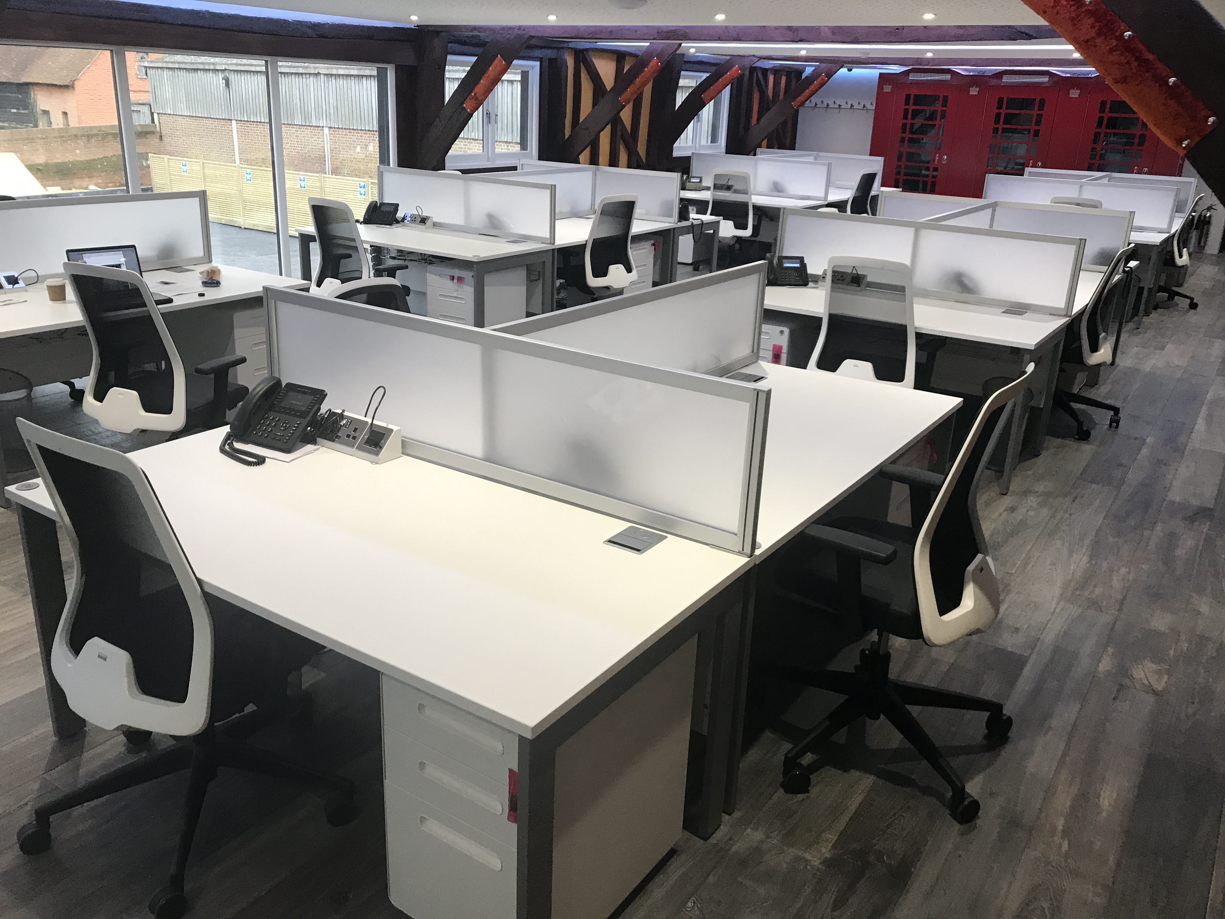shared office in Guildford