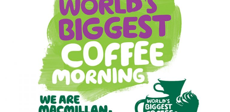 Accrue Workplaces holds The World's Biggest Coffee Morning in aid of Macmillan with the help of the local community!